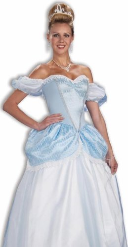 Forum Princess Cinderella Halloween Costume Ball Gown Dress