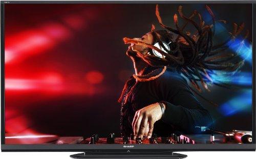 "Sharp Lc80Le650U: 80"" Class 1080P Led Smart Tv"