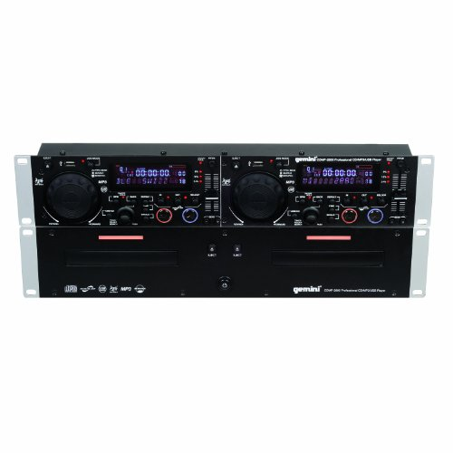 Best Buy! Gemini CDMP-2600 GEMINI PRO DUAL 2U CD PLAYER