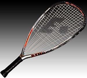 "160 Grams Judgement Stun Racquetball Racquet with 3 5/8"" Grip from E-Force"