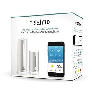 netatmo weather station for smartphone amazing deals online. Black Bedroom Furniture Sets. Home Design Ideas