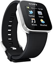 Sony Xperia SmartWatch 1254-6626 Montre Androïd 1,3'' pour Smartphone Android