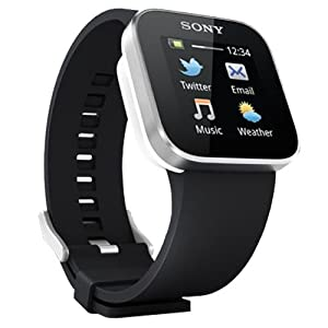 how sony smartwatch sw2 for android phones can also find