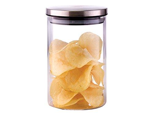 Borosil Classic Glass Jar
