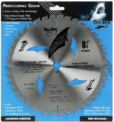 "Shark Pro-series 8-1/4 inch 40 Teeth Carbide 5/8"" arbor hole DKO Thin Kerf ATB Miter Saw Blade ""Ship FREE buy $25+"""