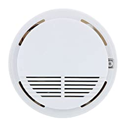 MK High Sensitivity Smoke Detector Fire Sensor Standalone Optical Smoke Detector Home Security System