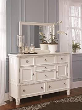 """Dresser with Doors by """"Famous Brand"""" Furniture"""