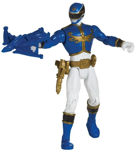 Power Rangers Megaforce Blue Ranger