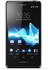 Sony Xperia T (LT30p) Smartphone T-Mobile-Edition (4,6 Zoll) Touchscreen, Qualcomm Krait, Dual-Core, 1,5GHz, 1GB RAM, 13 Megapixel Kamera, Android 4.0) schwarz
