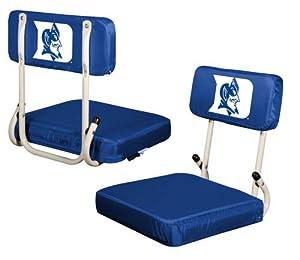 NCAA Duke Blue Devils Hardback Stadium Seat by Logo