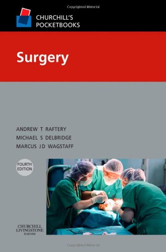Churchill's Pocketbook of Surgery, 4e (Churchill Pocketbooks)