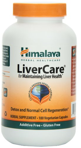 Himalaya Herbal Healthcare LiverCare/Liv.52, Liver