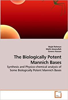BASES CHEMISTRY AND MANNICH PDF USES