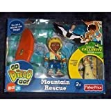 Fisher-Price Go Diego Go! ~ Mountain Rescue