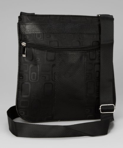 Patzino Messenger Series Mensa Large Shoulder Bag (SA406)