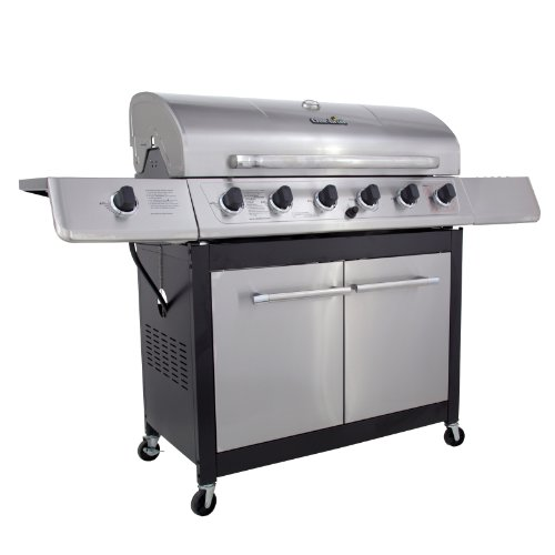 Char Broil K6B 6-Burner Discount !!