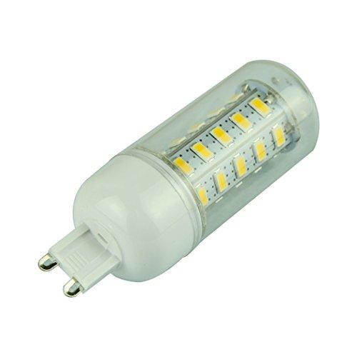 Voberry G9 7W Led 36 5730 Smd 220V Corn Bulb Warm White Light(G9-Warmwhite-220V)