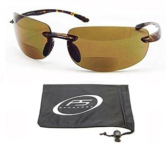Amazon.com: Bifocal Polarized Sun Reading Sunglasses 1.50