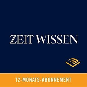ZeitWissen, 12-Monats-Abonnement Audiomagazin