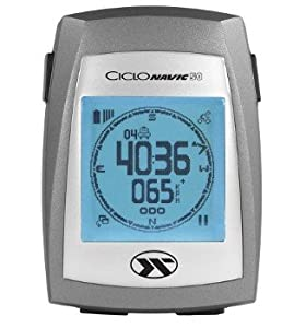 CICLO Navic 50 Navigation - GPS Navigationssystem fürs Fahrrad