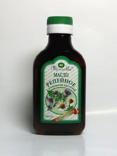 Burdock Oil With Chamomile 100Ml