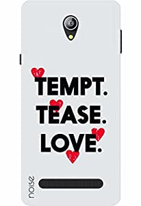Noise Designer Printed Case / Cover for Micromax Canvas Pulse 4G E451 / Patterns & Ethnic / Tempt Tease