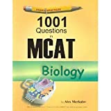 img - for Examkrackers 1001 Questions in MCAT Biology byMerkulov book / textbook / text book