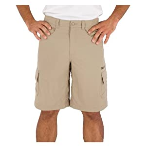 Royal Robbins Billy Goat Mountain Performance Hauler Short - Men's Pants & shorts 34 Khaki