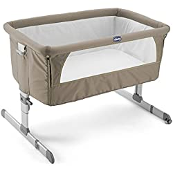 Chicco Next2Me - Cuna, color beige (dove grey)
