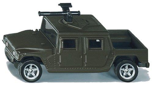Siku Desert Lion Humvee Military Green #0869