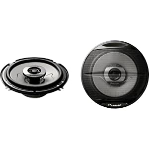 Pioneer TS-G1643R 6.5-Inch 2-Way Speakers (Pair)