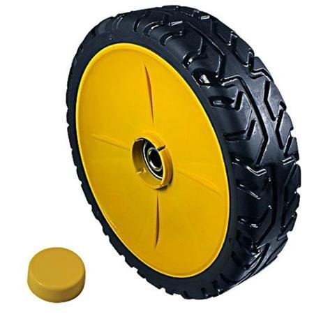 John Deere Original Equipment Tire And Wheel Assembly #GX22574 (John Deere Tires compare prices)