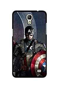 Caseque Desser Captain America Back Shell Case Cover For Samsung Galaxy Mega 2