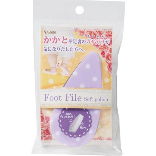 フットファイルソフトポリッシュ FFー400