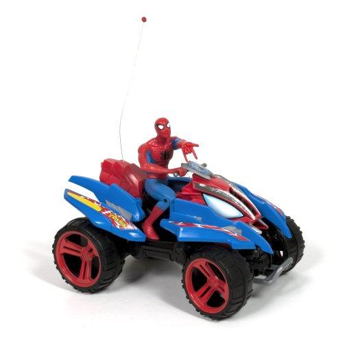 Imagen principal de Giro Silverlit Quad Radiocontrol Spiderman lanza 3 Misiles