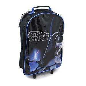 Star Wars Wheeled Bag Trolley Bag - Darth Vader
