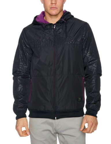 Etnies Banger Men's Jacket Black/Black Small