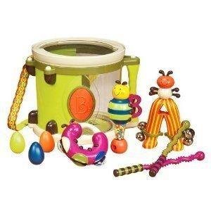 Amazon.com: Parents Magazine Bee Bop Band Play & Learn ...