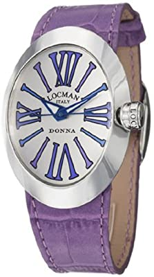 Locman Glamour Donna Women's Quartz Watch 410WHVT