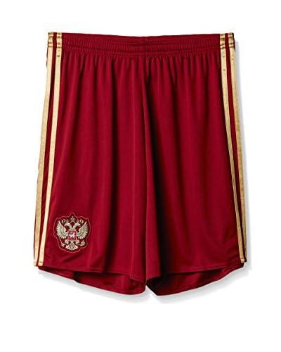 adidas Shorts RFU H SHO rot/gelb