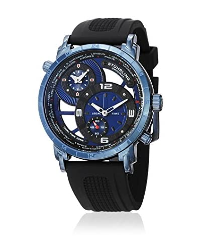 Stührling Original Reloj con movimiento cuarzo suizo Renegade  681.02  47 mm