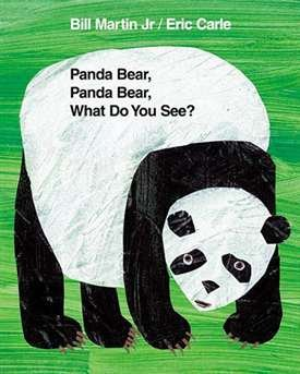 PANDA BEAR PANDA BEAR WHAT DO YOU SEE - MM-9780805017588