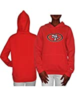 NFL San Francisco 49ers Womens Pink Victoria's Secret Pullover Hoodie by NFL