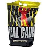 Universal Nutrition Real Gains 6.85 Lbs (Cookies And Cream)