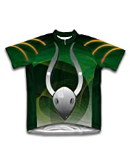Aries Short Sleeve Cycling Jersey for Women