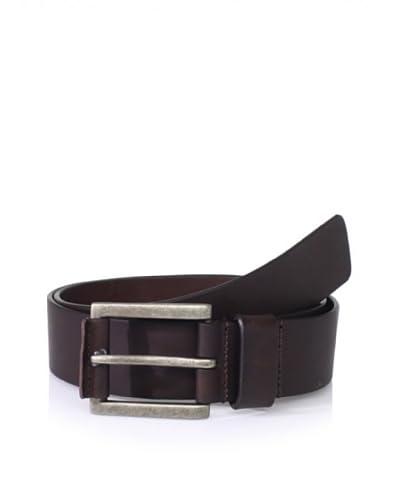 J.Campbell Los Angeles Men's Leather Bar Belt