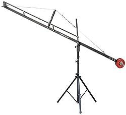 Flyfilms 12ft. Jib Arm Camera Crane Stand for wedding videographers Production DSLR Sony Canon Nikon Panasonic weight upto 15kg