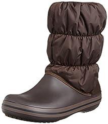 crocs Women's 14614 Winter Puff Boot