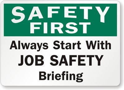 Job Safety Rules