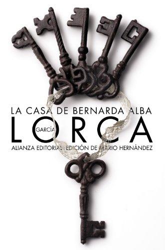 house of bernarda alba essay definition